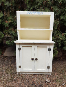 Children's Toy Kitchen Cupboard