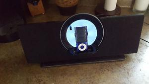 Coby Vitruvian Ipod/Iphone Speaker Dock