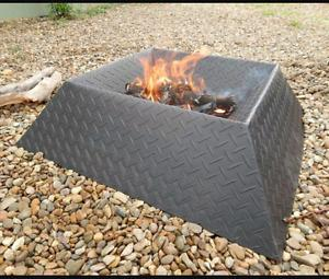 Fire pits for sale.