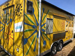 Food Trailer for sale or possibly lease/operated
