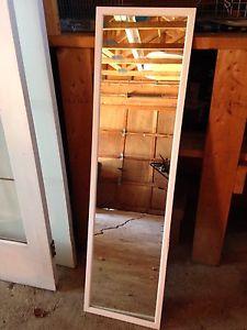 Full length mirror for sale $8