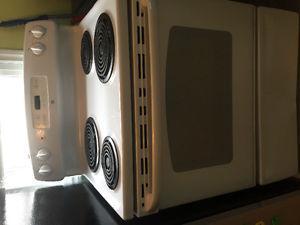 GE stove