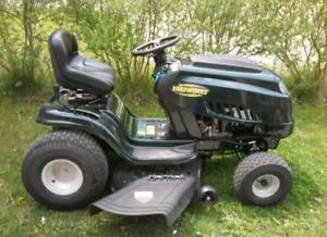 Garden Tractor. Yardworks $600 obo