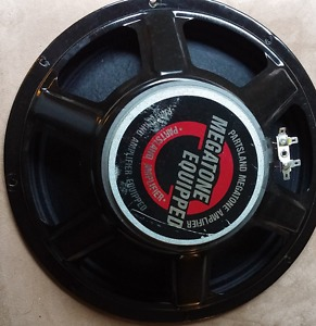 Guitar Amp Speaker -  Watts - 4 ohms - Works great!!