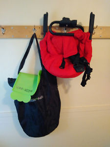 Guzzie & Guss Perch, carrying bag and silicone mat