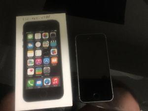 IPHONE 5S excellent condition Bell carrier