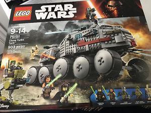 Lego Star Wars - Clone Turbo Tank - set