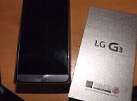 Lg G3 In Mint w/ and New Quick Circle Case in box