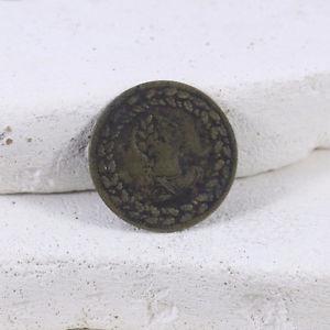 Lower CANADA Imitation TiffIn Token Vintage Copper
