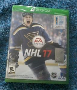 New! EA Sport NHL 17 XBOX ONE
