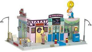 SIMPSONS ACTION FIGURES AND PLAYSETS