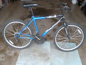 SUPERCYCLE 18 SPEED MOUNTAIN BIKE