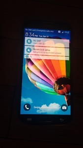Samsung Galaxy S4 Unlocked - Please Read Below