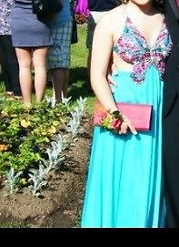 Size 2 jiovani prom dress