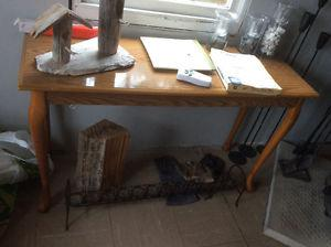 Sofa table for sale