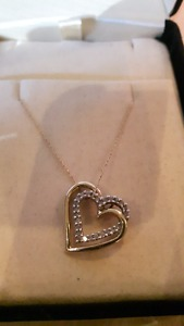 Sterling Silver & Gold Jewelry (Earrings Necklaces Rings)