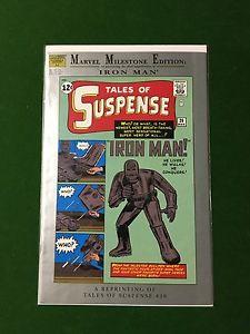 Tales of Suspence #39 - Marvel Milestone Edition