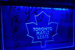 Toronto Maple Leafs Neon Light Sign -Boxed pack (NEW)