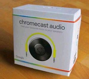 Wanted: In search of a Chromecast Audio