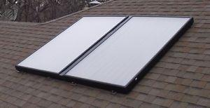 Wanted: Wanted hot water solar panels