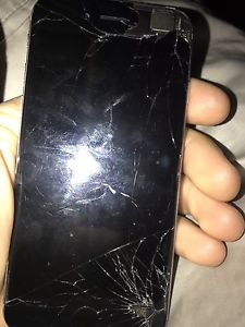 iPhone 6 rogers cracked screen