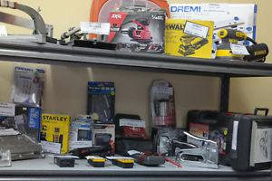 power tools and other tools
