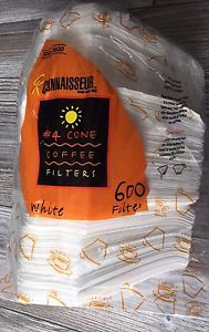 590 New Cone Shaped Coffee Filters
