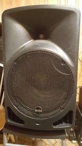"""ALTO PROFESSIONAL TX 15"""" SPEAKERS"""
