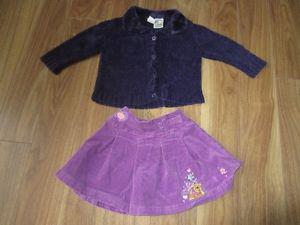 BABY GIRLS CLOTHES - SIZE 18 MONTHS - $4.00 for BOTH