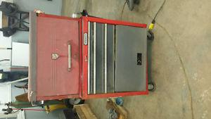 Beech tool chest