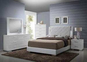 Brand New Complete Bed (Queen or King)