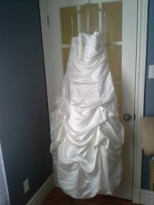 Buy This Wedding Dress and Save SPCA Animals!