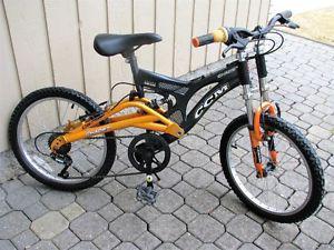 CCM Kids Mountain Bike - 20 Inch wheels