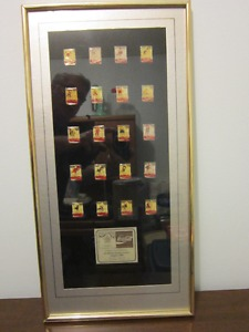 COCA COLA COLLECTABLES - CALGARY OLYMPIC SET