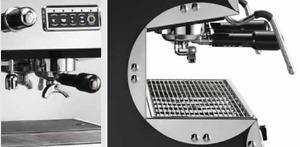 Commercial 2Group espresso machine Sanremo CAPRI
