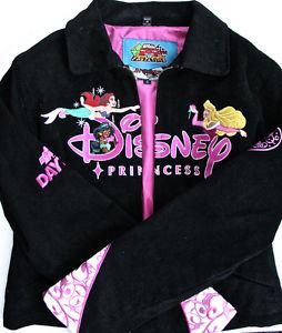 Disney Princess Embroidered (Racecar, Daytona) Jacket ($25)