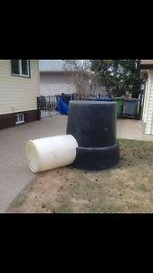 Dog house / kids winter igloo