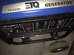 ETQ TG  generator for sale