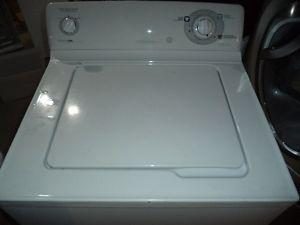 GE SUPER CAPACITY WASHER IN GOOD WORKING ORDER