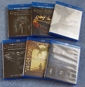 Game of Thrones - Blu-Ray The complete season 1-6
