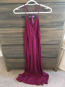 Gap Maxi Dress, Size Small