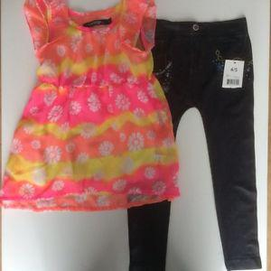Girls 4T / 5T Summer Clothing