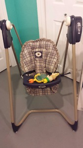 Graco Euro Infant/Baby Swing