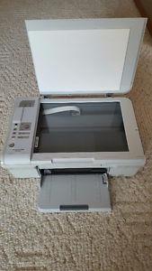 HP Deskjet F All in one Printer.