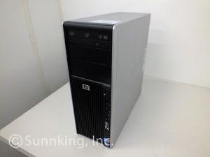 HP Z400 WS - Intel Xeon W Quad Core DESKTOP