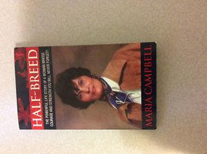 Half-breed by Maria Campbell