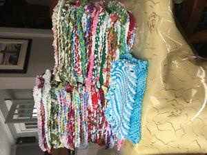 Hand Knit Dish Clothes