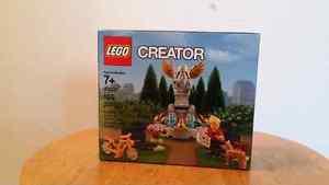 Lego Creator  Fountain  Promo