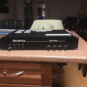 Mesa  power amp