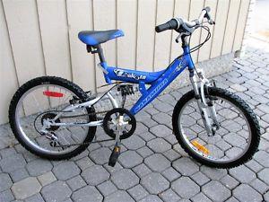NAKAMUA Mountain Bike - 20 Inch wheels